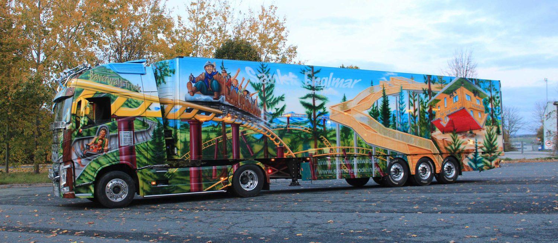 Bayerwald Truck